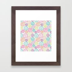 Beauty Wood Framed Art Print