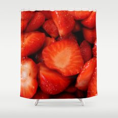 Ready to eat Shower Curtain