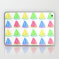 Watermelon Color Mix Laptop & iPad Skin