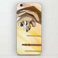 persepolis lion iPhone & iPod Skin