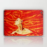 Caught on Fire Laptop & iPad Skin