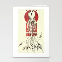 Ciavevomezzorabohmeneriv… Stationery Cards