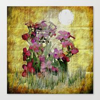 vegetal tag Canvas Print