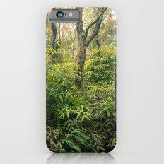 Hawaiian Rain Forest Slim Case iPhone 6s