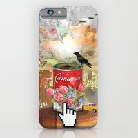 Rainbow Bird iPhone 6 Slim Case