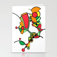 Print #10 Stationery Cards