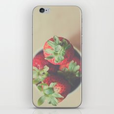 Summerberries iPhone & iPod Skin
