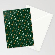 intergalactic love medium Stationery Cards