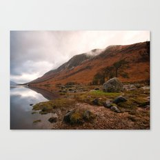Loch Etive Canvas Print