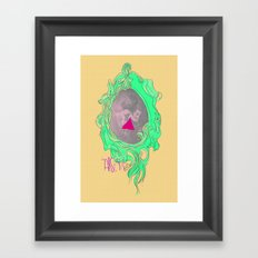 humansornaments Framed Art Print