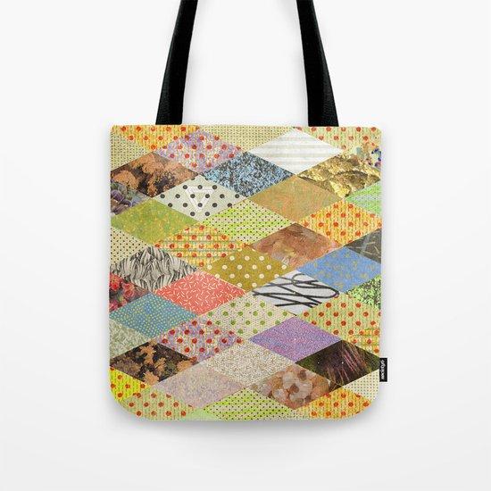 RHOMB SOUP / PATTERN SERIES 002 Tote Bag