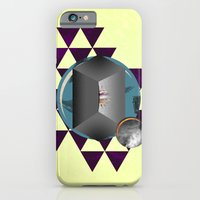 iPhone & iPod Case featuring The Fold by FoolishGraphics