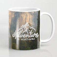 Adventure is Worthwhile Mug