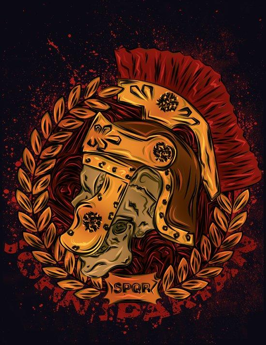 John Spartan Canvas Print