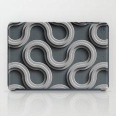 Abstract V-2 iPad Case