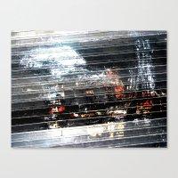 Urban Abstract 7 Canvas Print