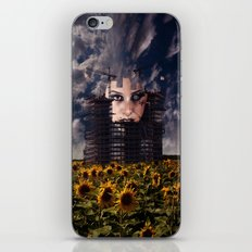 Man made. iPhone & iPod Skin