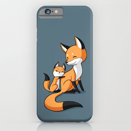 Surprise Hug iPhone & iPod Case