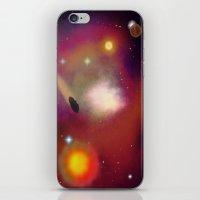 Cosmos - 005Z iPhone & iPod Skin