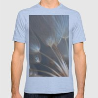 I'll Seek You In The Mor… Mens Fitted Tee Athletic Blue SMALL