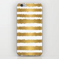 Earning Her Stripes iPhone & iPod Skin