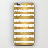 Earning Her Stripes iPhone & iPod Skin