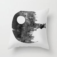 Star Wars - Return Of Th… Throw Pillow