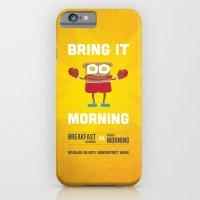 iPhone & iPod Case featuring Bring It Morning by Josh Thomassen