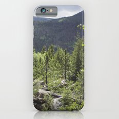 Rocky Mountains Slim Case iPhone 6s