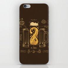 Le Beer (Elixir of Life) iPhone & iPod Skin