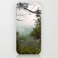 Smoky Mountains Tennessee Tree Color Photograph iPhone 6 Slim Case