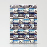 Paris Summer  Stationery Cards