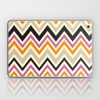 August Chevron Laptop & iPad Skin