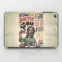 True Rust iPad Case