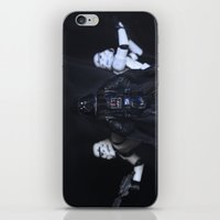 I Find Your Lack Of Fait… iPhone & iPod Skin