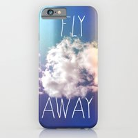 Fly Away In The Sky iPhone 6 Slim Case