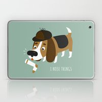 I Nose Things Laptop & iPad Skin