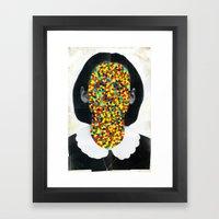Winona Framed Art Print