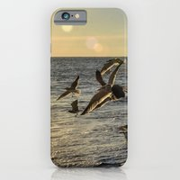Birds in Flight iPhone 6 Slim Case