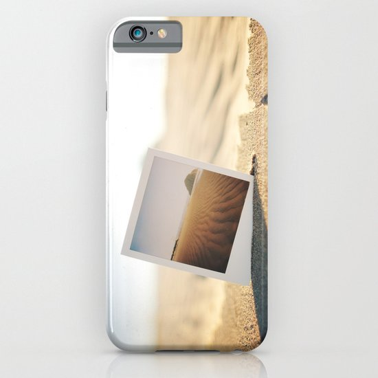 Morro Bay Polaroid iPhone & iPod Case