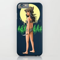 The Girl Who Killed the Boy Who Cried Wolf iPhone 6 Slim Case