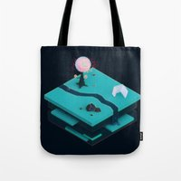 Earth Sandwich One, Variant C Tote Bag