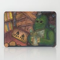 The End Is Nigh iPad Case
