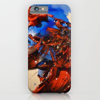 iPhone & iPod Case featuring Explosion by Susanah Grace