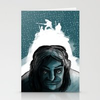 The Iceman Cometh Stationery Cards