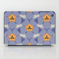 Royal Bluebell iPad Case