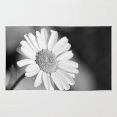 simple flower Rug