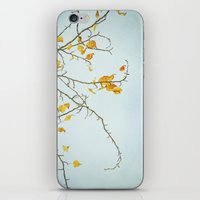 Thinking Of The Past iPhone & iPod Skin