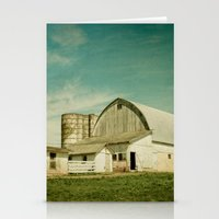Route 661 Barn Stationery Cards