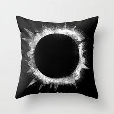 Eclipse 1 Throw Pillow